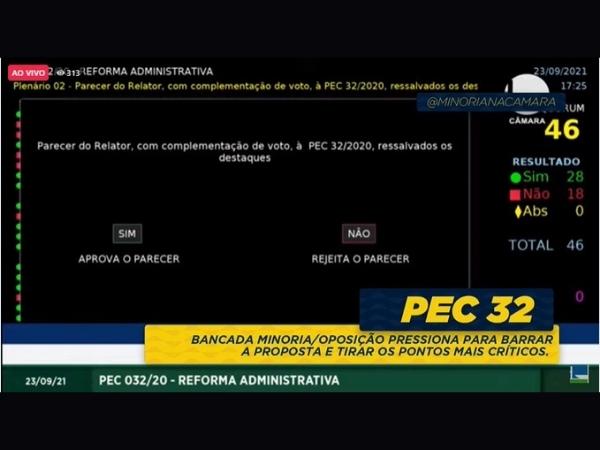 Imagem de Pressão continua nas ruas e nas redes para derrotar PEC-32 que destrói os serviços públicos
