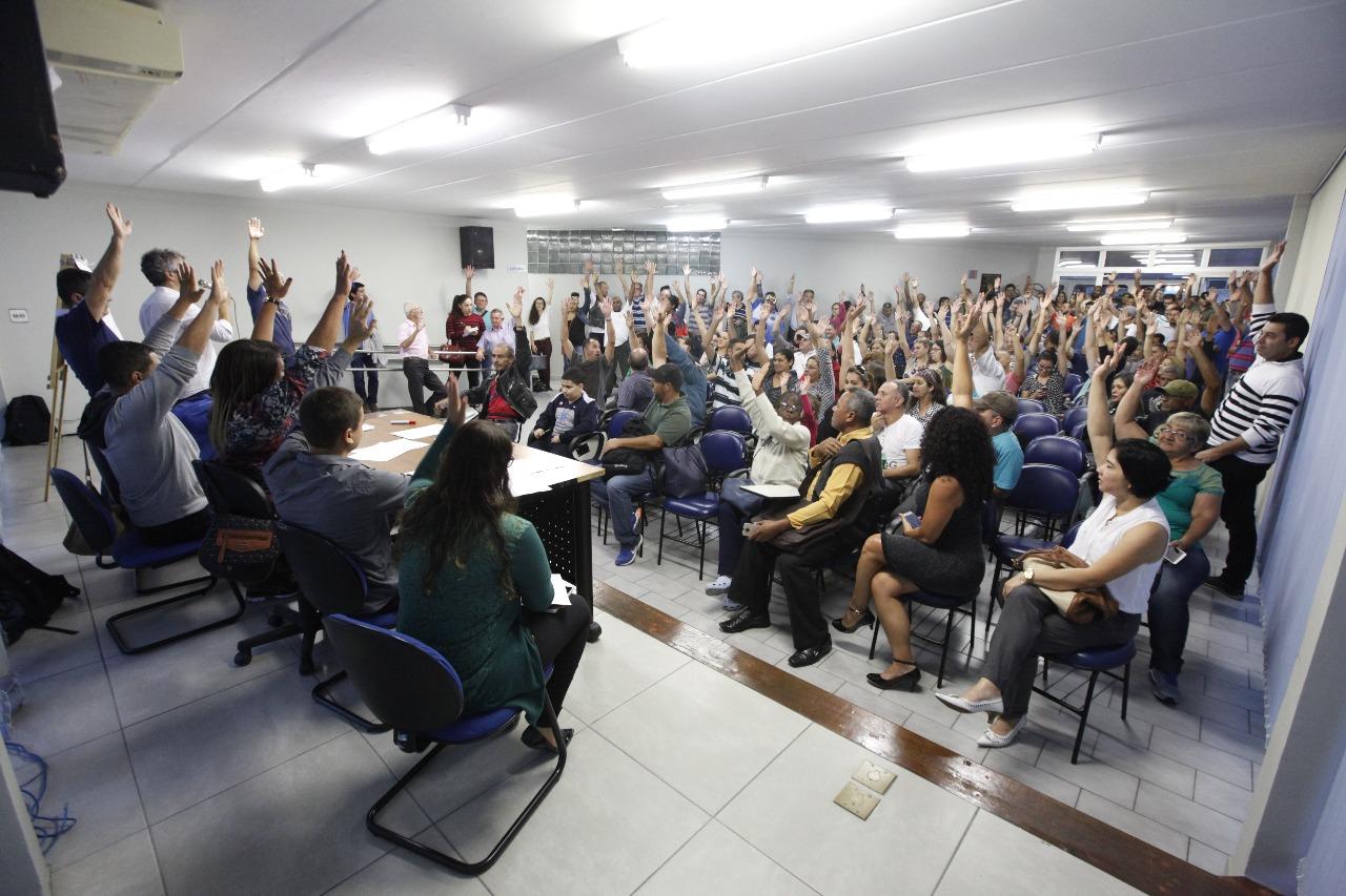 Imagem de Campanha Salarial: Servidores de Santo André rejeitam proposta do Governo e querem reajuste salarial imediato