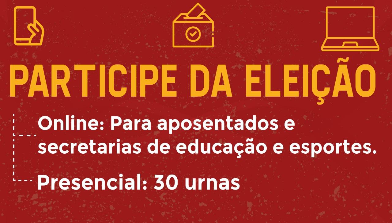 Imagem de Participe da Eleição do Sindserv Santo André: pleito termina nesta quarta-feira (16)