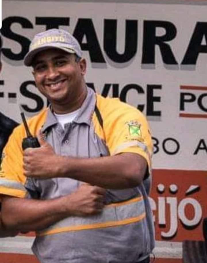 Imagem de Sindserv Santo André lamenta morte do agente de trânsito Marcos de COVID-19