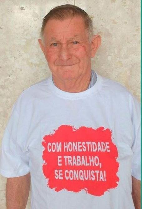 Imagem de Sindicato lamenta falecimento do diretor de base e companheiro de lutas: Benedito Fermino