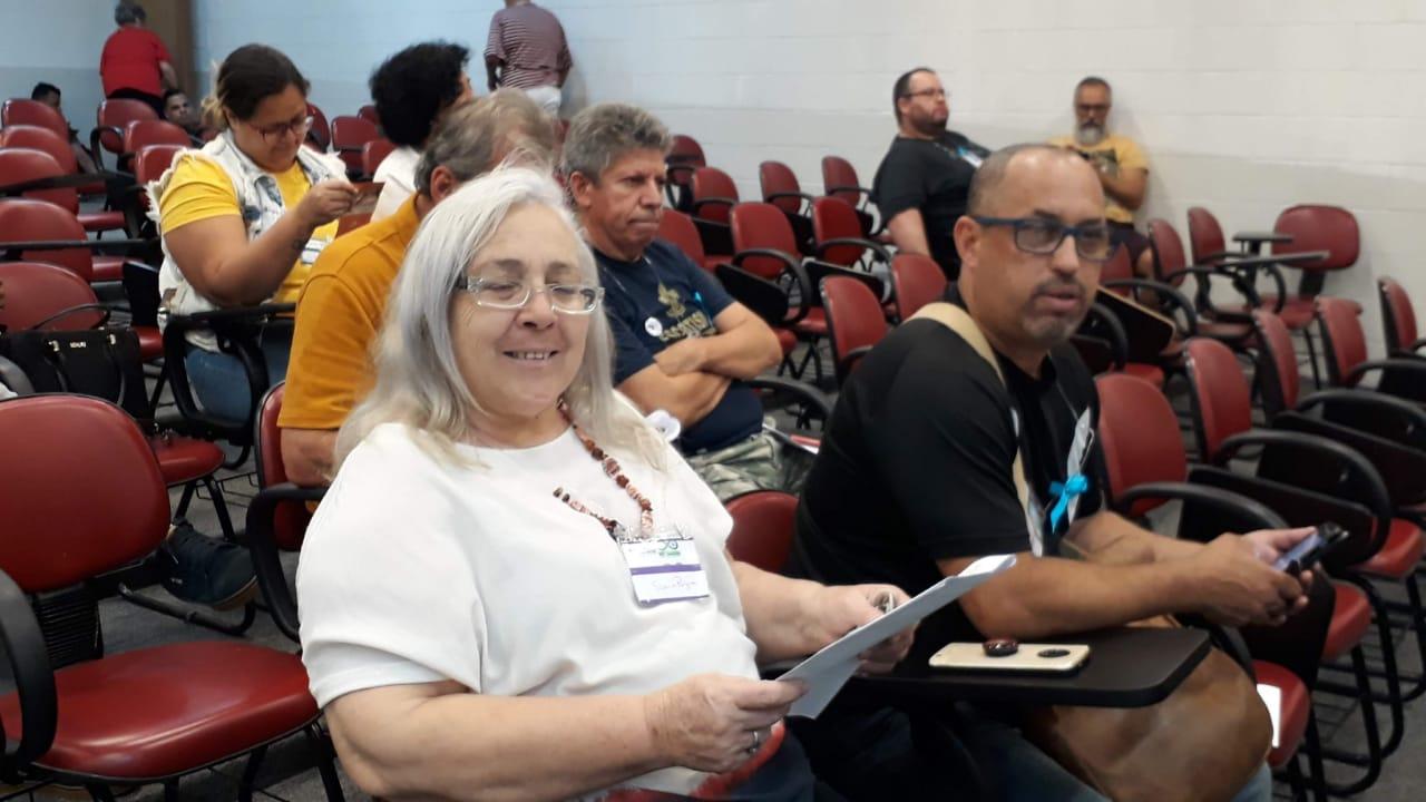 Imagem de Sindserv Santo André participa da 16ª Conferência Municipal de Saúde