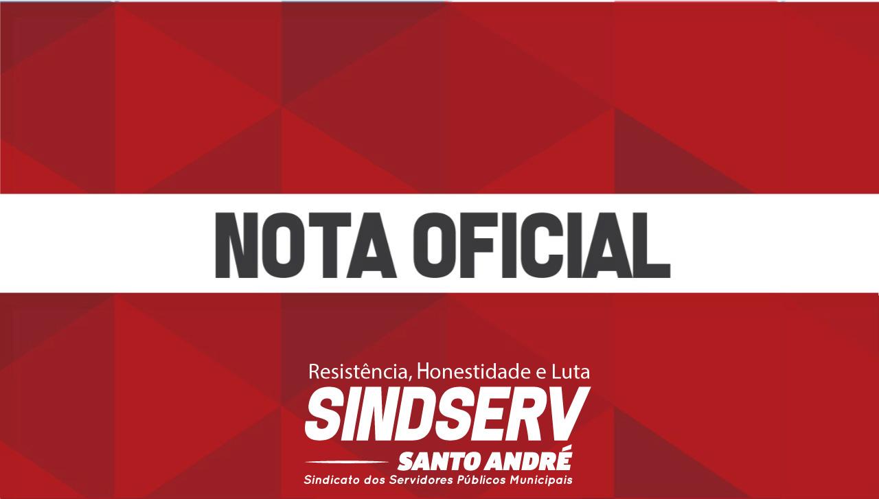 Imagem de Sindserv Santo André repudia declarações de Paulo Serra em Live
